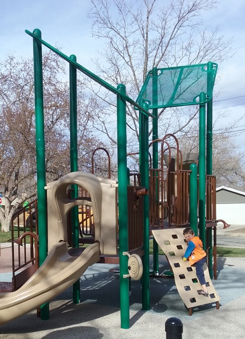 2-5 Playground Equipment