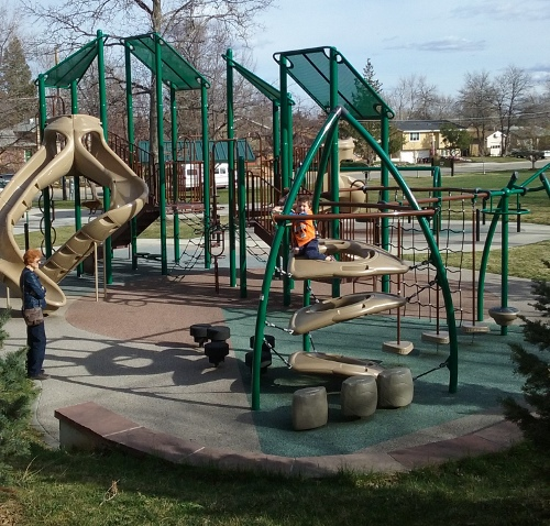 5-12 Playground Equipment